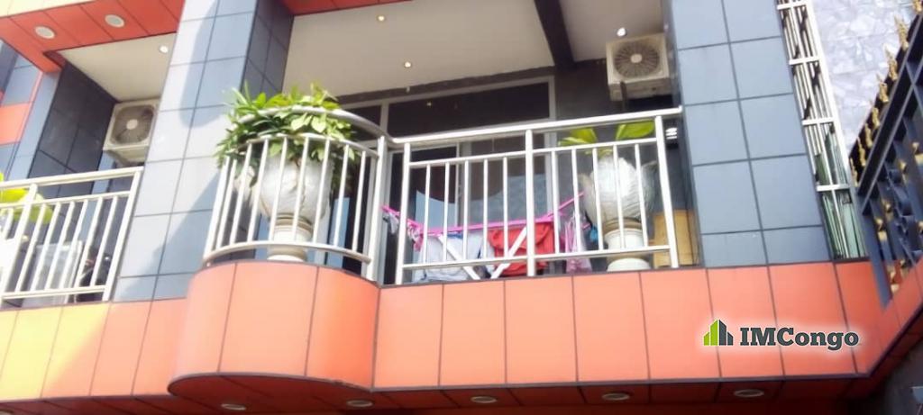 A louer Appartement - Quartier Huileries Kinshasa Lingwala