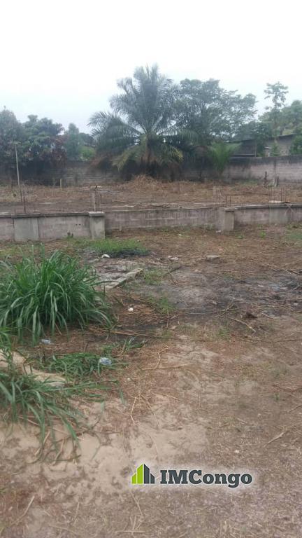 For Sale Plot - Neighborhood UPN Kinshasa Ngaliema