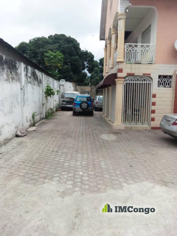 For Sale Plot - Neighborhood Jamaique Kinshasa Kintambo