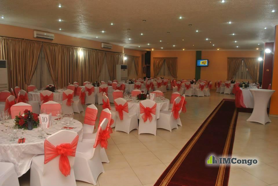 A louer Salle de fête - Exellencia Résidence Kinshasa Kasa-Vubu