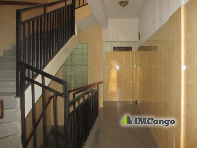 A louer Immeuble - Ranzol Kinshasa Gombe