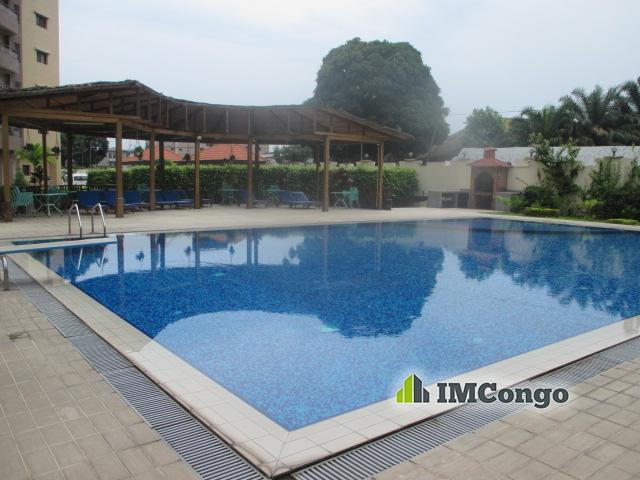 A louer Complexe d'appartements  Kinshasa Gombe