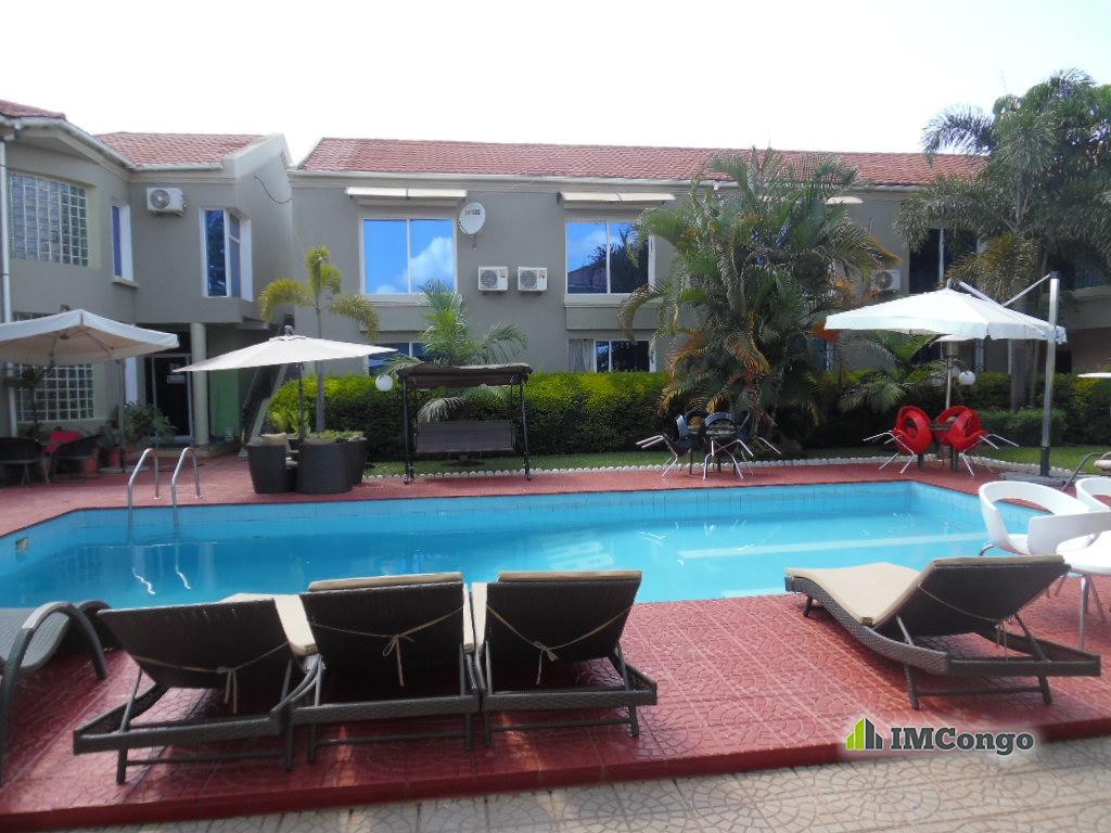 A louer Flat-hotel - Quartier Golf Lubumbashi Lubumbashi