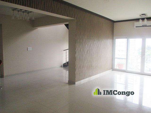 A louer Appartement duplex de standing - Centre-ville  Kinshasa Gombe