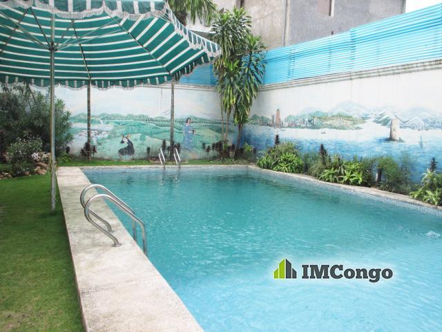 A louer Complexe d'appartements meublés Kinshasa Gombe