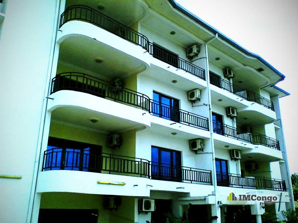 A louer Complexe d' appartements - Quartier Golf Kinshasa Gombe
