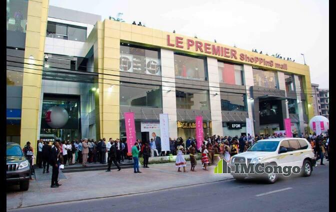 A louer Le premier shopping mall Kinshasa Gombe
