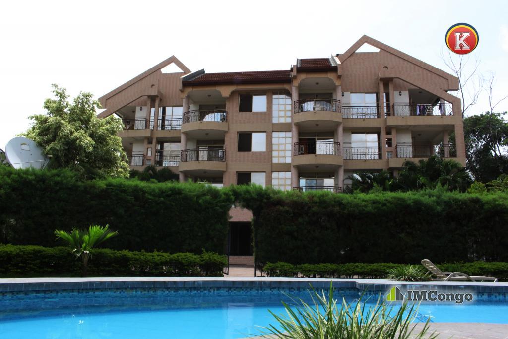 A louer Complexe d'appartements de standing - Centre-Ville Kinshasa Gombe