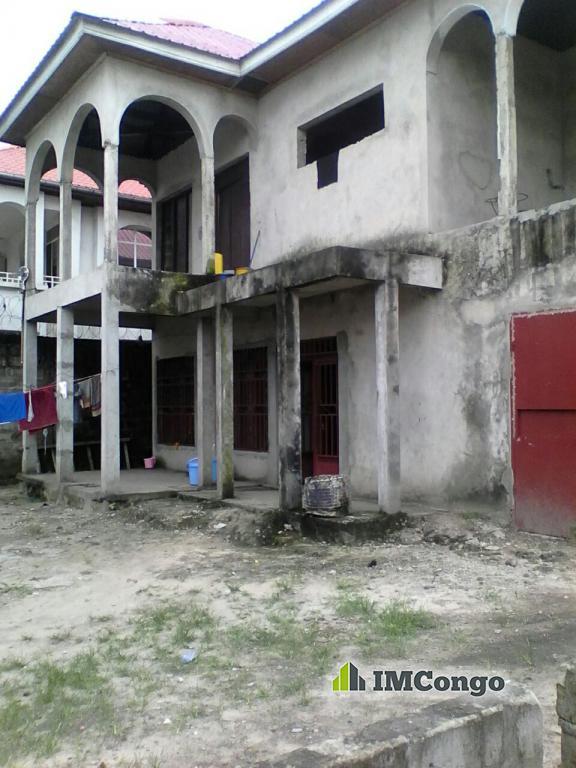 A vendre Parcelle - Quartier Météo Kinshasa Ngaliema