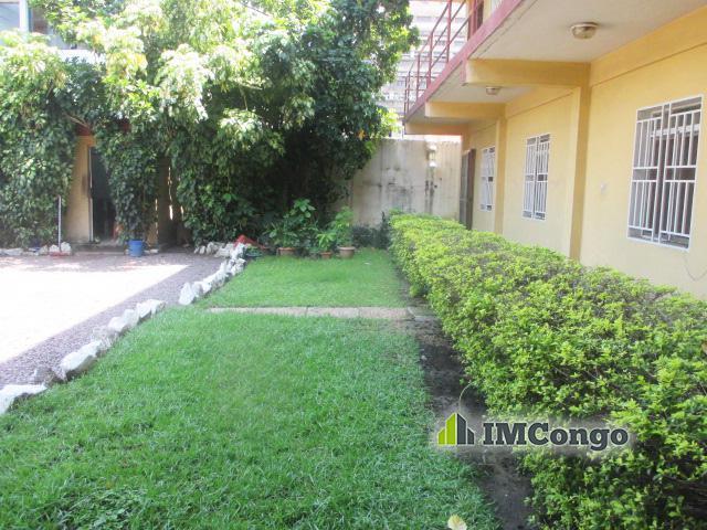 A louer Complexe d'appartements meublés - Centre-ville Kinshasa Gombe