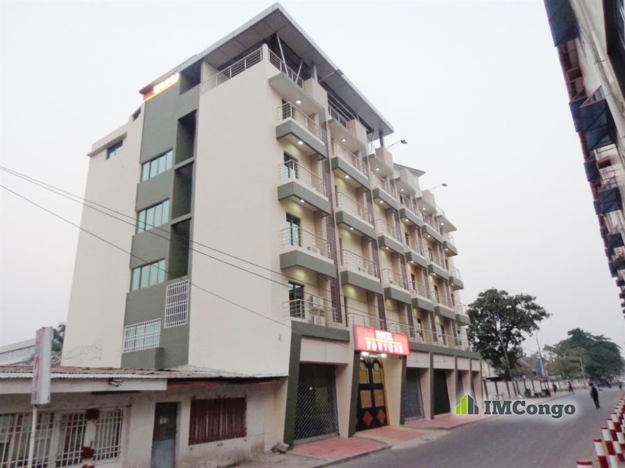 A louer Hôtel - Fortune*** Kinshasa Gombe