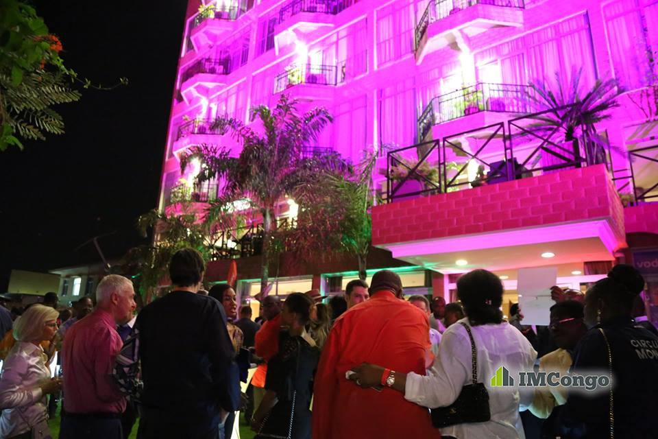 A louer SULTANI - Hôtel Kinshasa Gombe
