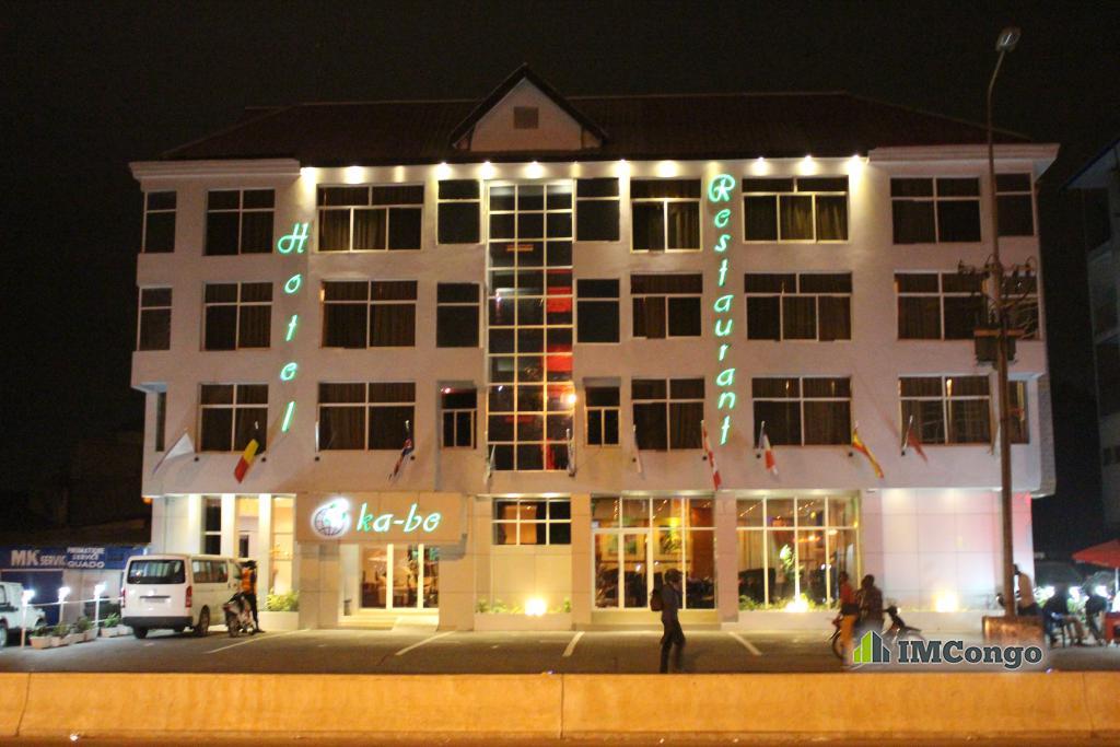 A louer Hôtel - KA-BE*** Kinshasa Kinshasa