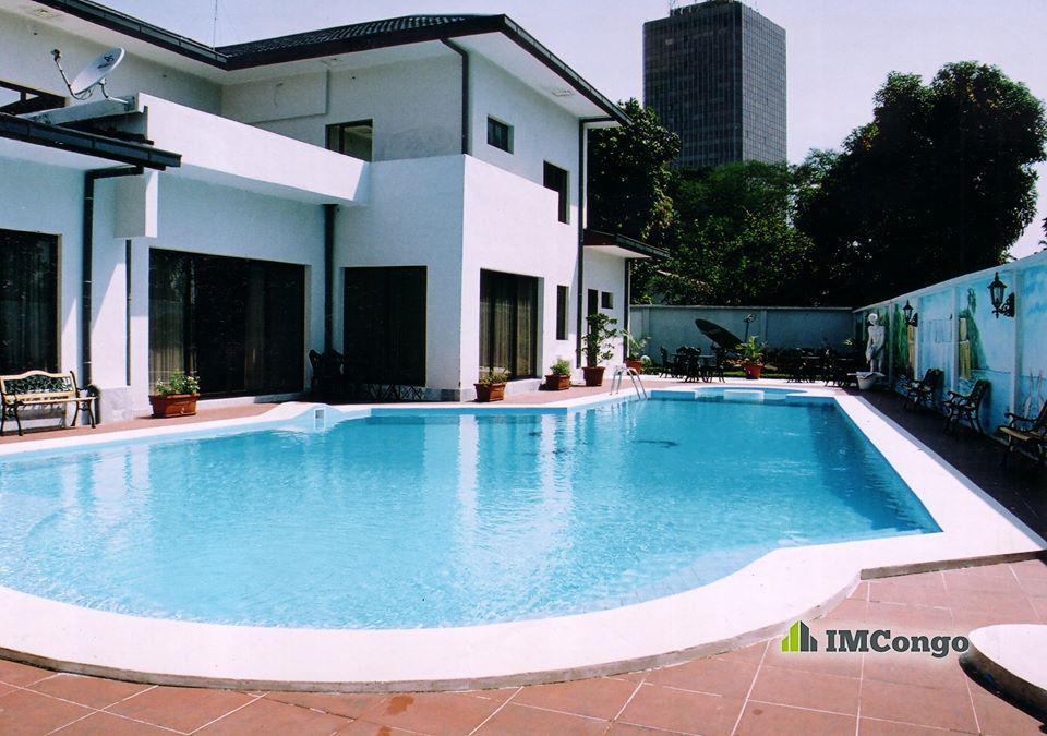 A louer FADEN HOUSE Kinshasa Gombe