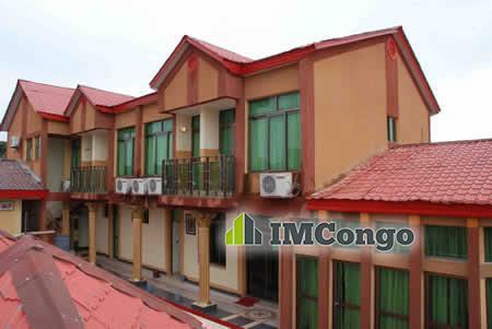 A louer Hôtel - Empreinte Kinshasa Bandalungwa