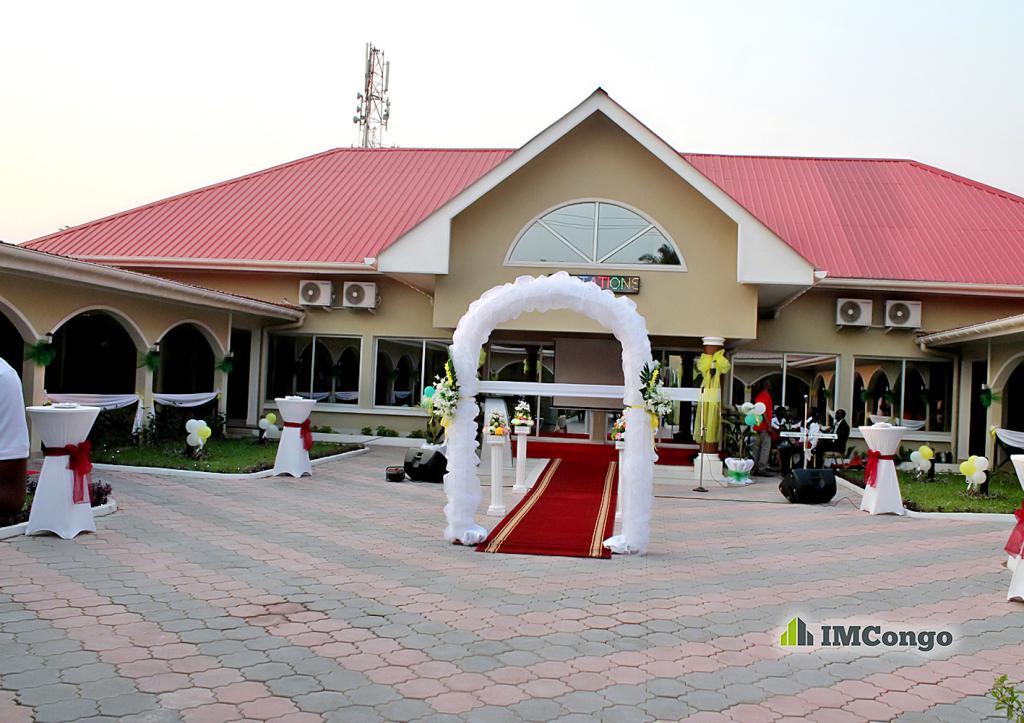 A louer Salle de Fête - Maranatha ESMA Kinshasa Gombe