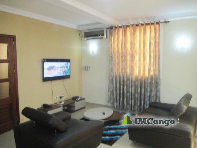 A louer Appartement meublé 1 A - Quartier Bon-Marché Kinshasa Barumbu