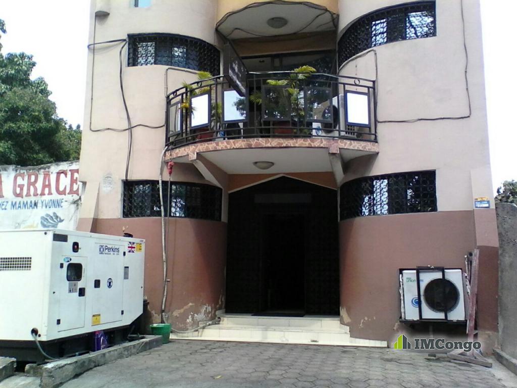 A louer Salle Polyvalente EBEN EZER Kinshasa Lemba