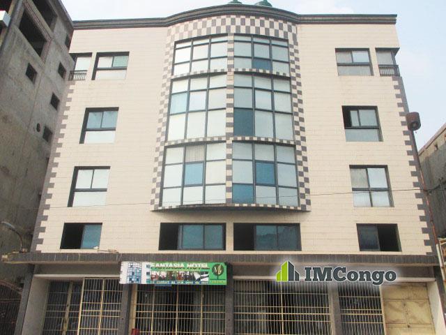 A louer FANTASIA Hôtel Kinshasa Gombe