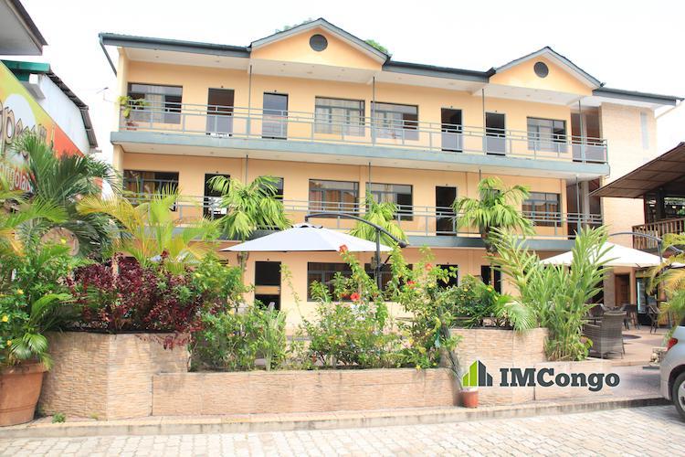 A louer Erige Lodge Hôtel Kinshasa Gombe