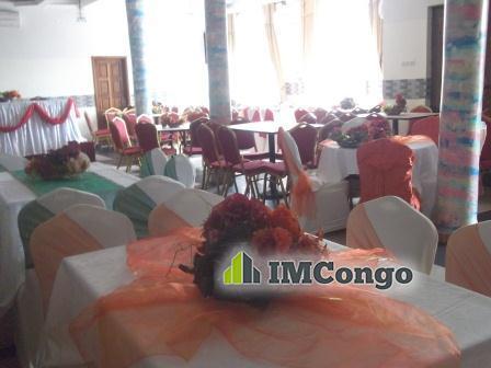 A louer Salle de Fête LES JUMELLES Kinshasa Matete