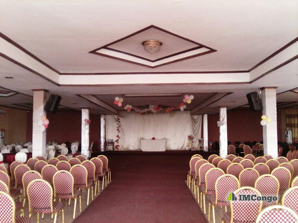 A louer Salle de Fête Naomie Etoile Kinshasa Mont-Ngafula