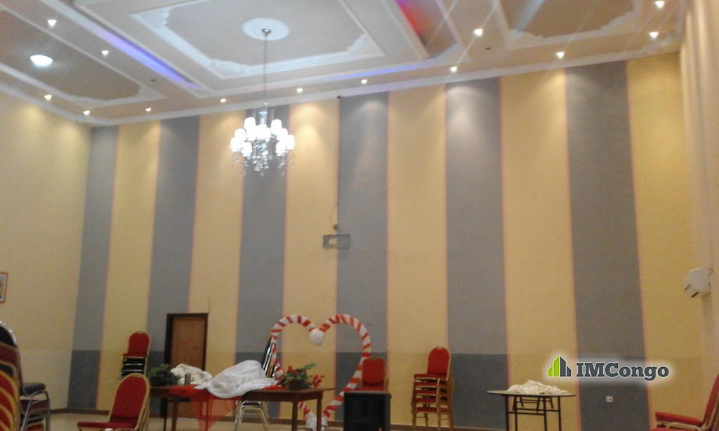 A louer Salle de Fête - IMARA II Lubumbashi Lubumbashi
