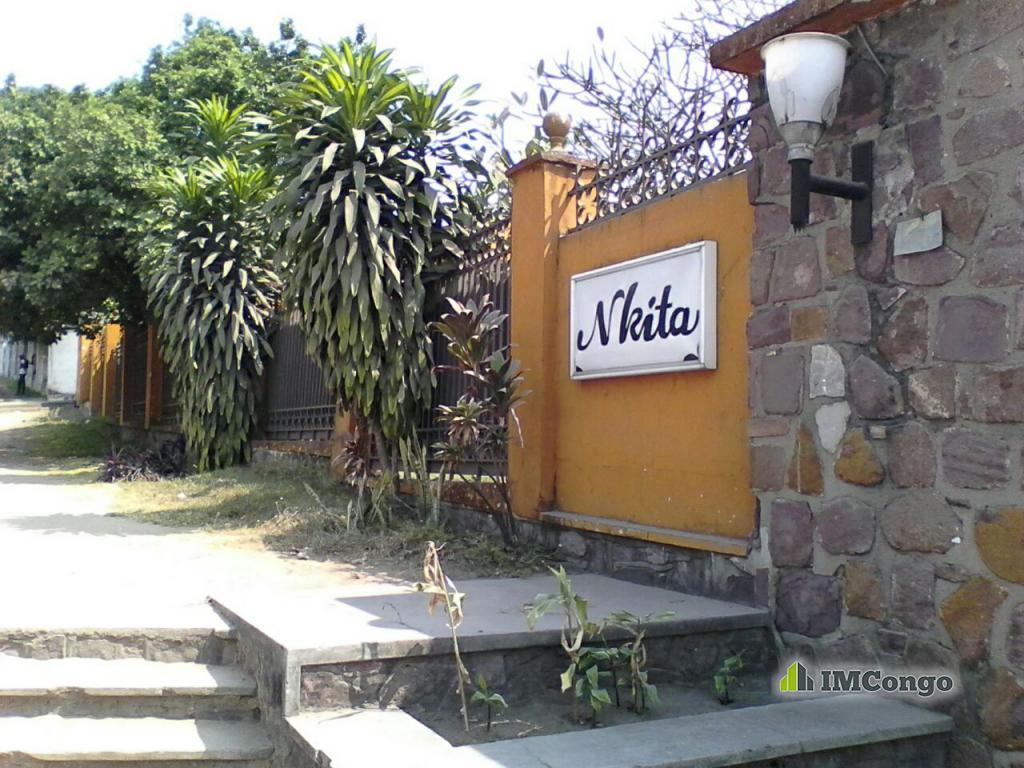 A louer Jardin de Fête NKITA LODGE Kinshasa Ngaliema