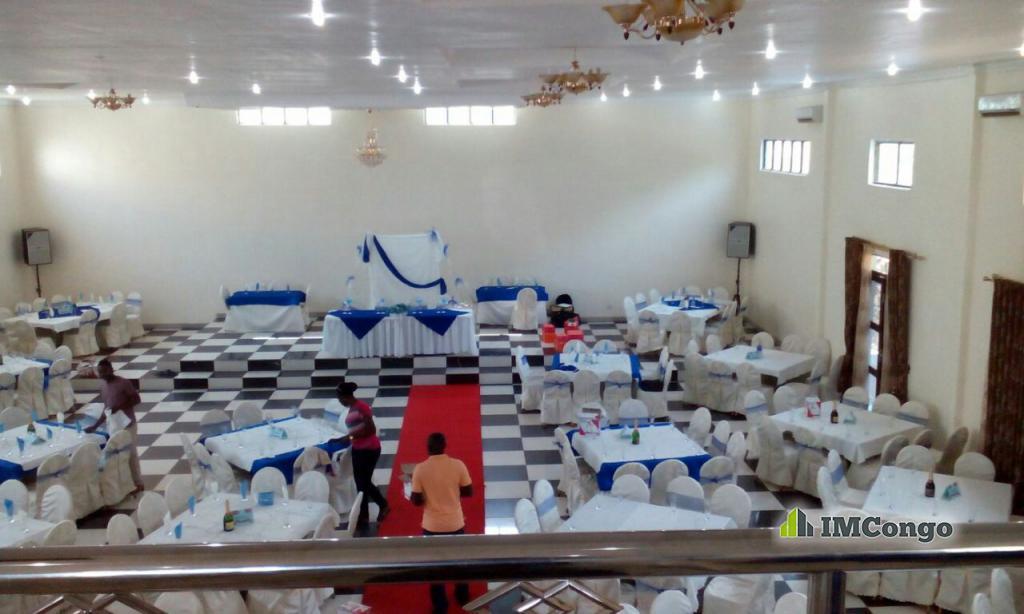 A louer Salle de Fête - LIFE Lubumbashi Lubumbashi