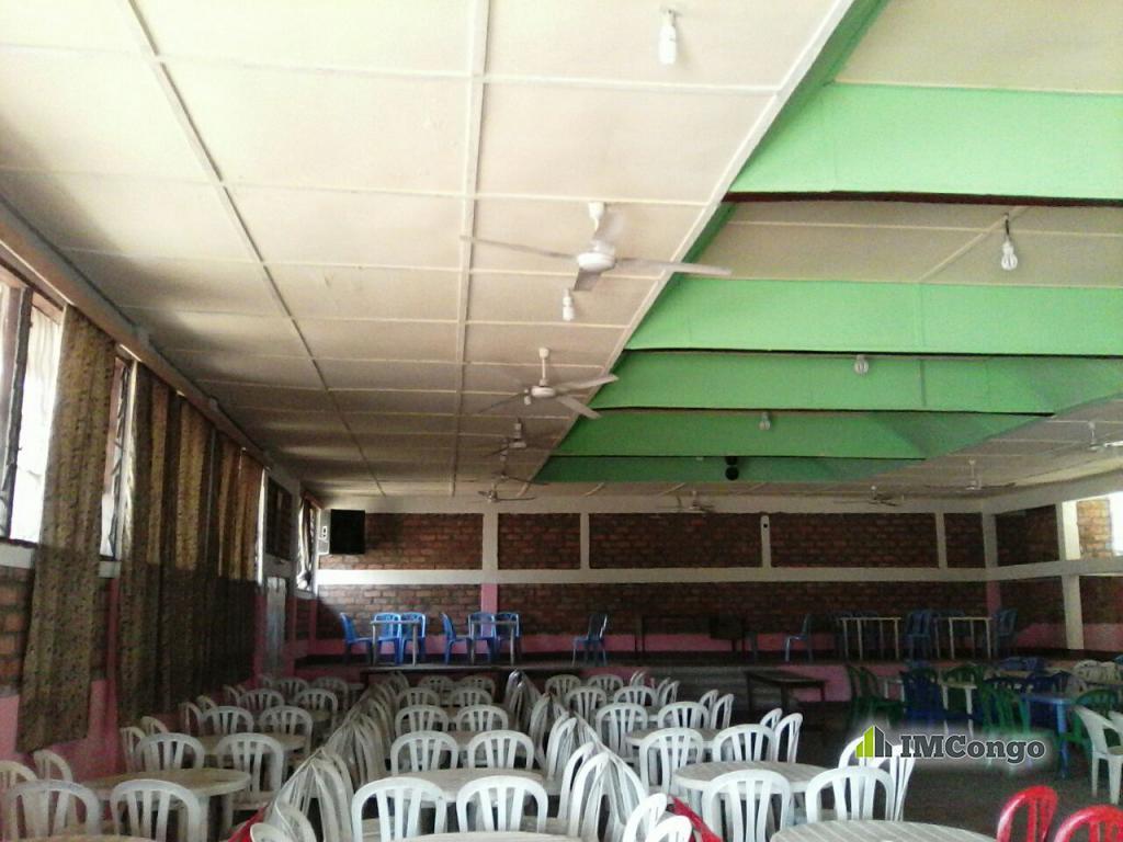 A louer Salle de Fête BIBONDO Kinshasa Selembao