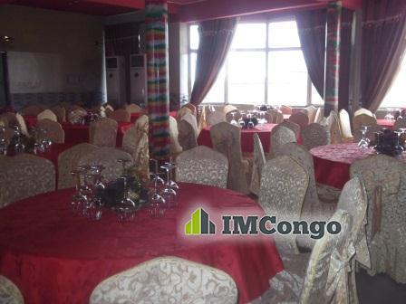 A louer Salle de Fêtes LES HERITIERS Kinshasa Kisenso