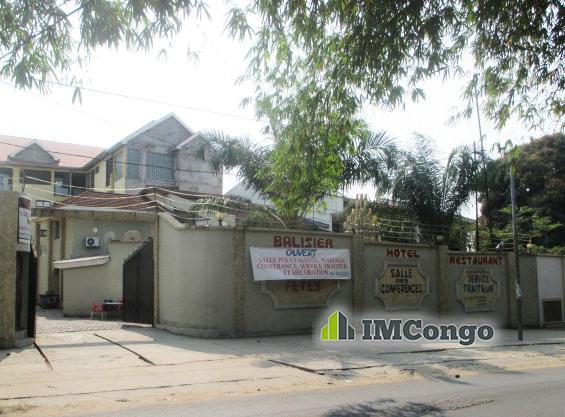 A louer Flat-hôtel - Le Balisier Kinshasa Ngaliema
