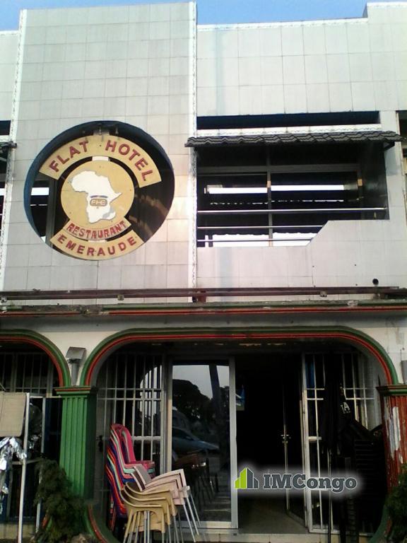 A louer Flat Hôtel EMERAUDE Kinshasa Kasa-Vubu