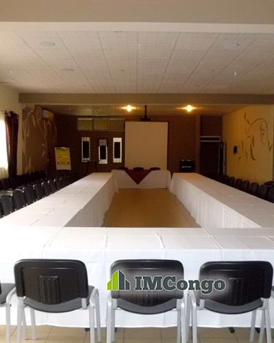 A louer Salles - Cercle Elais Kinshasa Gombe