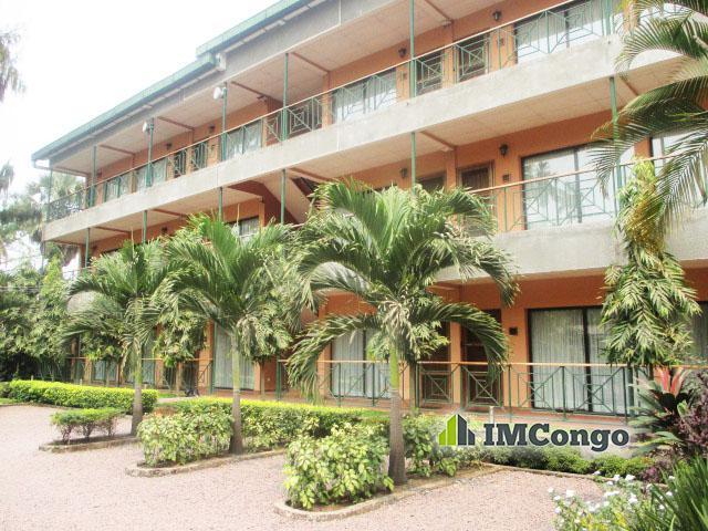 A louer Villa 18 - Hotel ELAIS Kinshasa Kinshasa Gombe