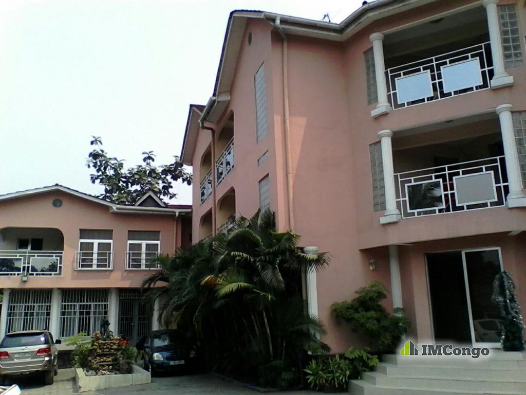 A louer Studio meublé - Quartier Ma campagne Kinshasa Ngaliema