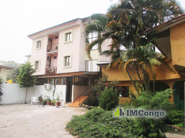 A louer Hotel Maisha Park Kinshasa Gombe