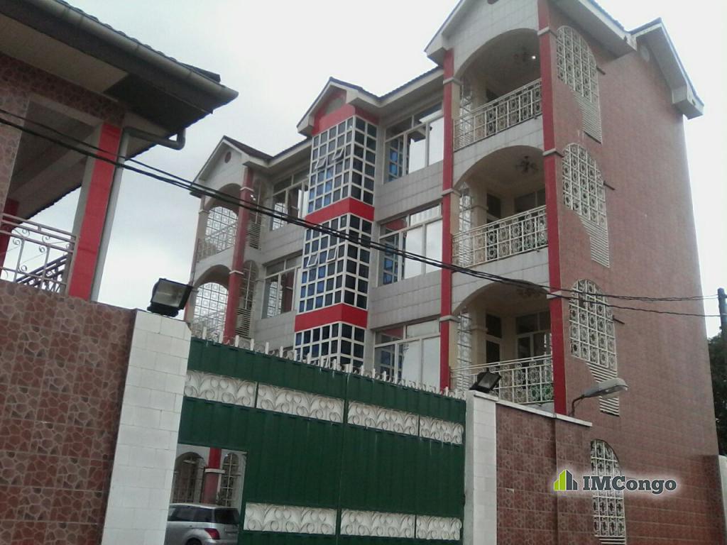 A louer Flat Hôtel LA GRACE Kinshasa Mont-Ngafula