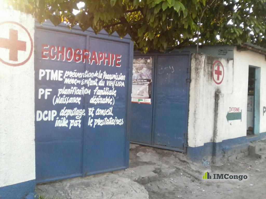 A vendre Maison - Quartier Kimpwanza Kinshasa Lemba
