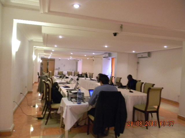 A louer Salle de Conférence - Léon Hôtel Kinshasa Gombe