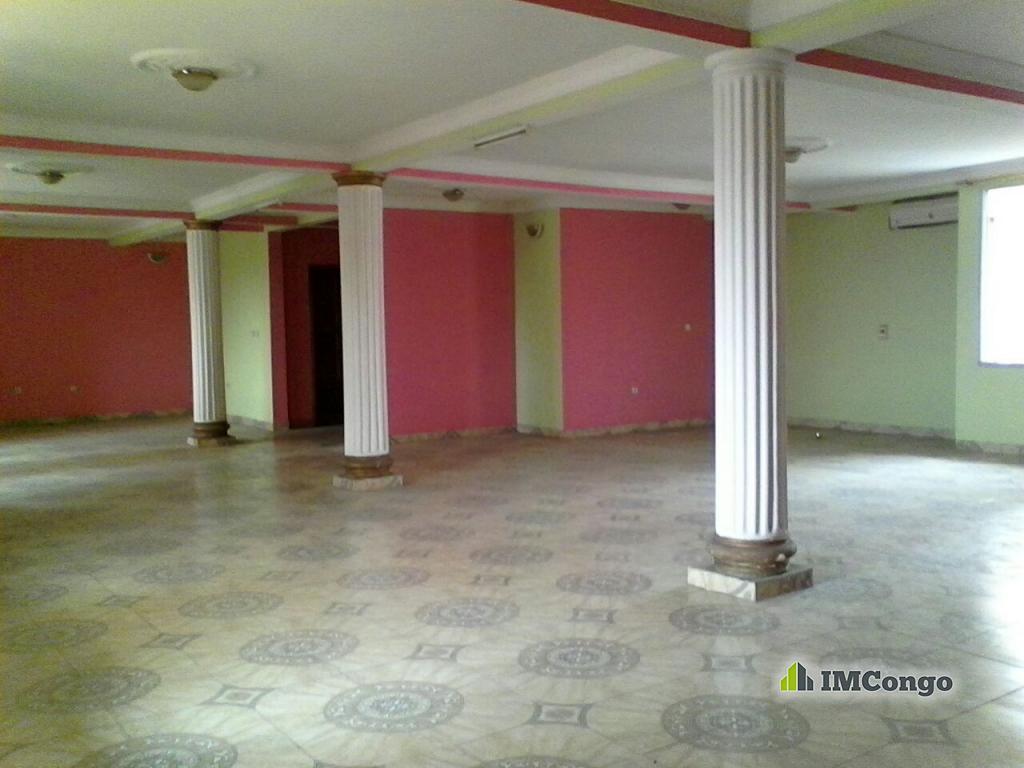 Yaku panga Salle de Fêtes RANDY Kinshasa Lingwala