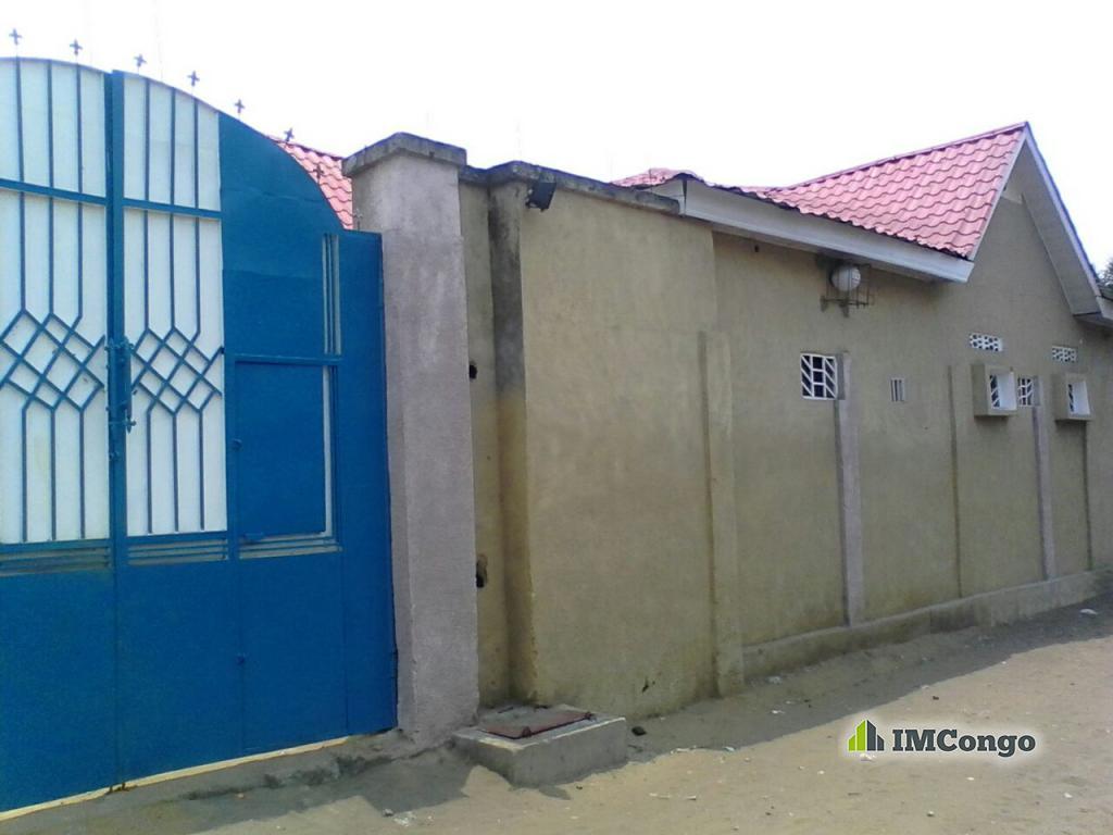 A louer Flat Hôtel LA PERSEVERANCE Kinshasa Nsele
