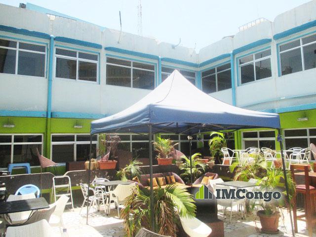 A louer Hôtel Pour Vous** Kinshasa Gombe