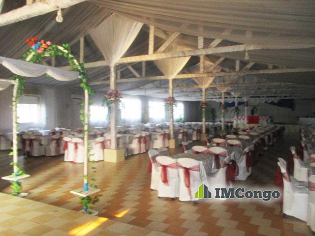 Yaku panga Salle de Fête - Panafricaine Kinshasa Selembao