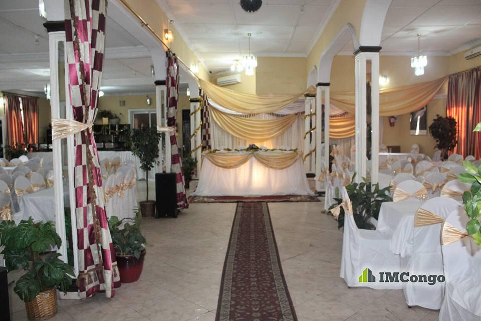Yaku panga BALIS Center - Salle de Fête Kinshasa Limete