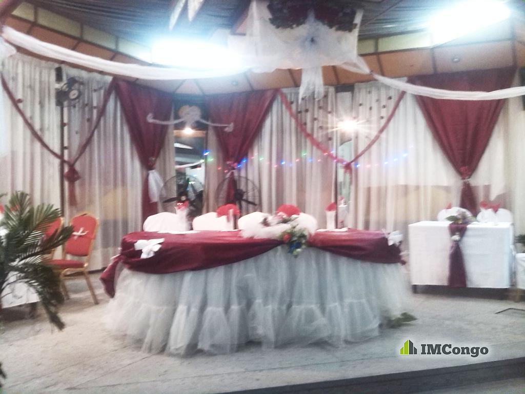 Yaku panga Salle de Fête - Espace Guguy Kinshasa Kalamu