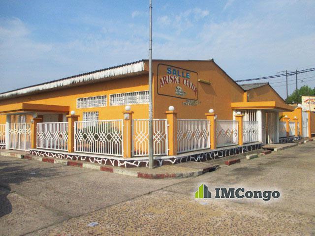 A louer Salle de Fête - ARISKA Center Kinshasa Selembao