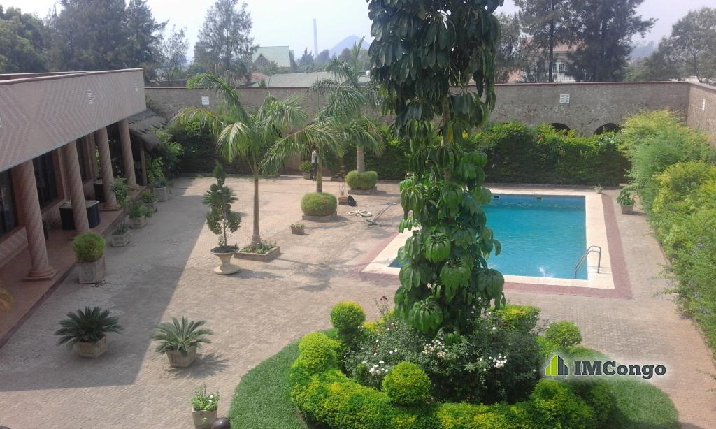 A vendre Hôtel - Quartier Golf Lubumbashi Lubumbashi