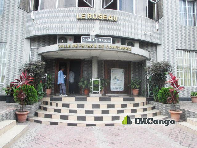 Yaku panga Salle de Fête - THANIA Kinshasa Kasa-Vubu