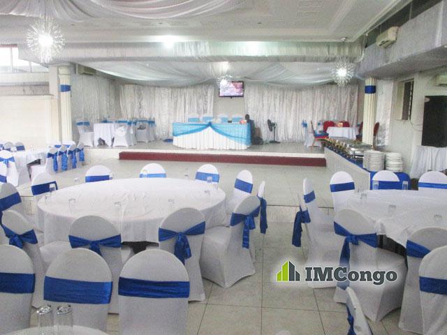Yaku panga Salle de Fête - FELICITE Kinshasa Kasa-Vubu